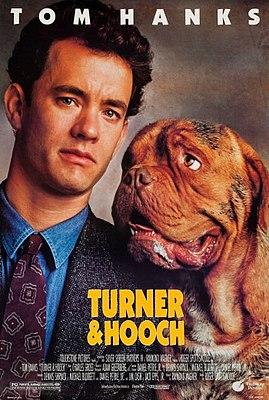 Картинки по запросу Тернер и Хуч (1989)
